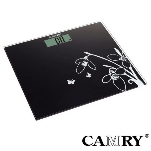 【CAMRY】舞蝶時尚數位體重計(輕薄型)