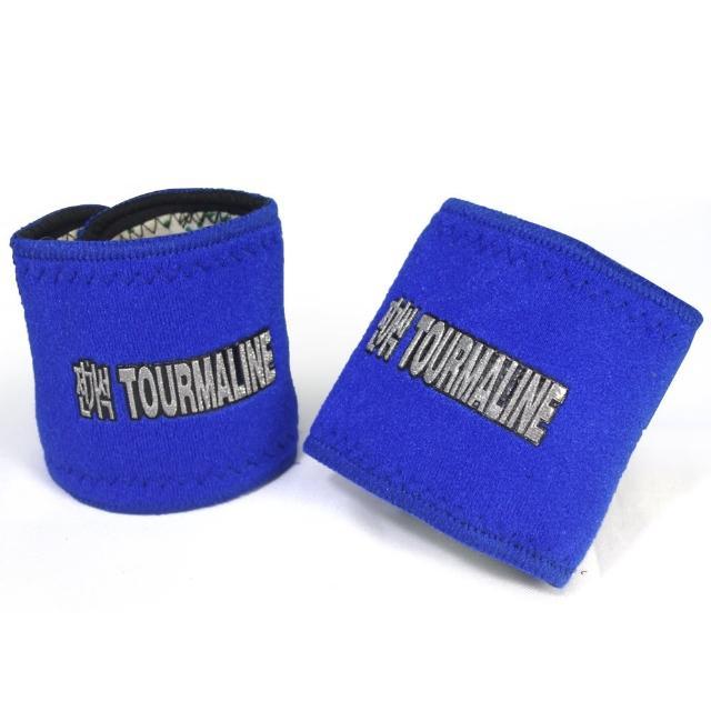【藍色精靈】高科技神奇魔熱敷手腕套(一對)