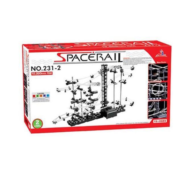 【賽先生科學】Spacerail曲速引擎/瘋狂雲霄飛車(等級2)