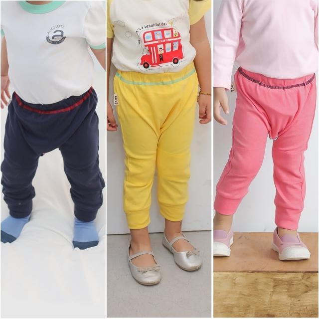 【BABY童衣】嬰兒屁屁褲 男女寶寶九分褲童褲 42103(共三色)
