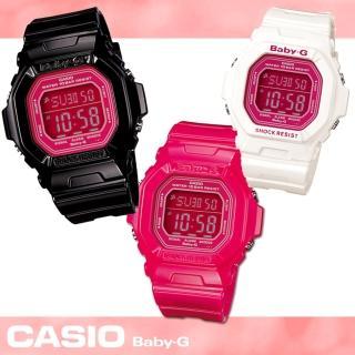 ~CASIO 卡西歐 Baby~G 系列~S.H.E熱情代言女錶 BG~5601