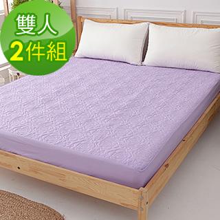 西崎杜邦認證防潑水床包式保潔墊-雙人(N)(J3)