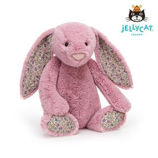 【英國 JELLYCAT】經典31公分碎花兔子(碎花Tulip)