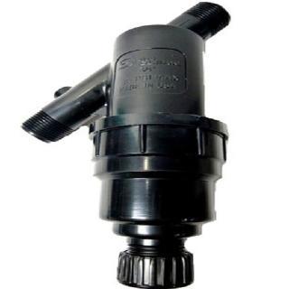 【灑水達人】美國TORO 3/4吋不鏽鋼濾網150mesh更細的目數滴灌專用灌溉用過濾器(黑)