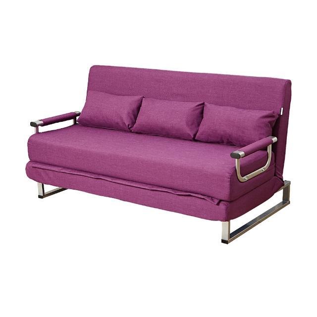 【伊登沙發床】『清新綠森林』機能雙人沙發床/椅