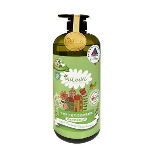 【AiLeiYi】天然修護洗髮精 城市裡的蘋果花園1000ml