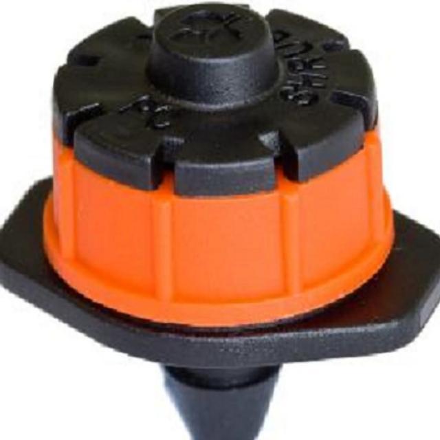 【灑水達人】澳洲Antelco穩壓八孔可調滴頭360度10個