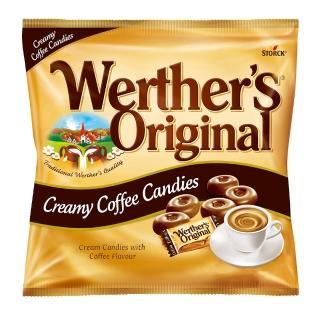 【道地的偉特】咖啡鮮奶油糖(80g)
