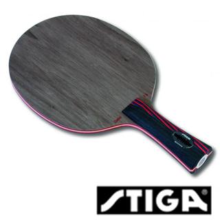 【STIGA】CARBO 7.6 WRB 桌球拍 STA2041(空拍)