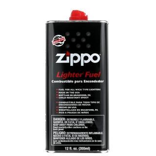 【ZIPPO】原廠專用打火機補充油-355ml大罐裝