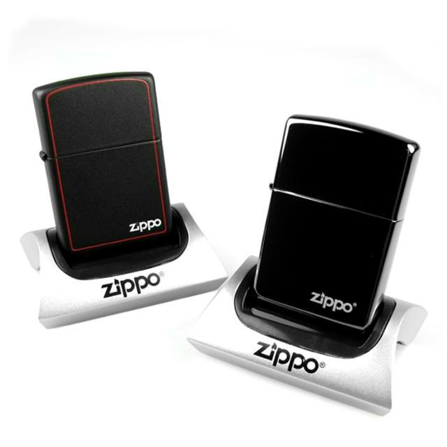 【ZIPPO】打火機展示座-磁鐵吸附(一組兩入)
