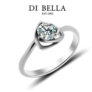 【DI BELLA】OUR STORY 0.50克拉 頂級完美車工鑽戒