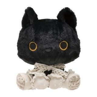 【San-X】小襪貓音樂幸運草系列毛絨公仔(小襪貓)