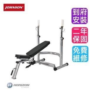 【HORIZON】Adonis Plus 多功能舉重訓練床/啞鈴訓練椅