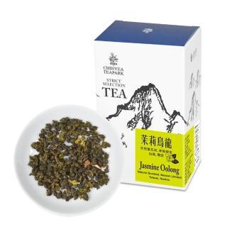 【沁意】上等薰花茉莉烏龍茶(100g/盒)