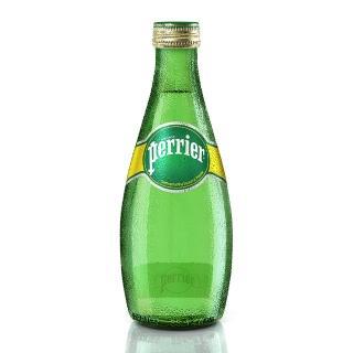 【法國Perrier】氣泡天然礦泉水(330mlx24入)