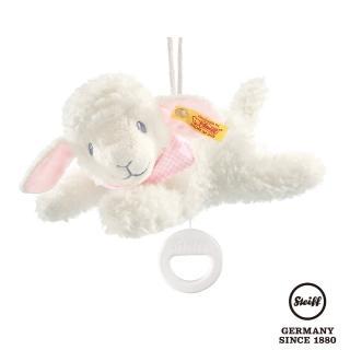 【STEIFF德國金耳釦泰迪熊】Sweet Dreams Lamb 棉羊(嬰幼兒音樂鈴)
