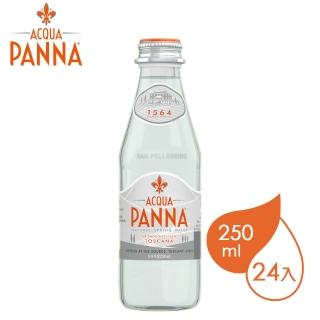 【普娜】天然礦泉水-玻璃瓶(250mlx24瓶)