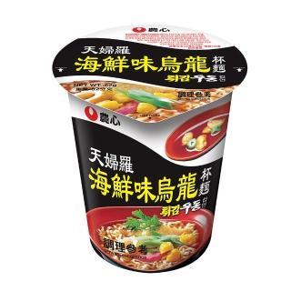 【NONG SHIM】農心 天婦羅海鮮烏龍杯麵(62g)