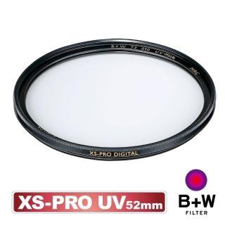 【B+W】XS-PRO UV 52mm(MRC超薄框奈米鍍膜保護鏡)