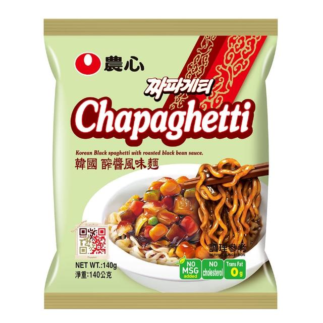 【NONG SHIM】農心 韓國醡醬風味麵(140g)