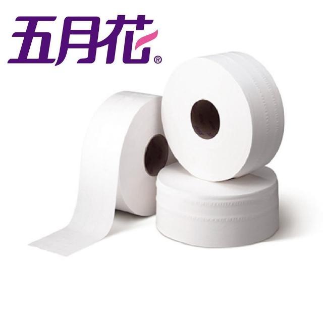 【五月花】大捲筒衛生紙800g x12捲/箱