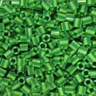 【Perler 拼拼豆豆】1000顆單色補充包-113黃瓜條紋(特殊色)
