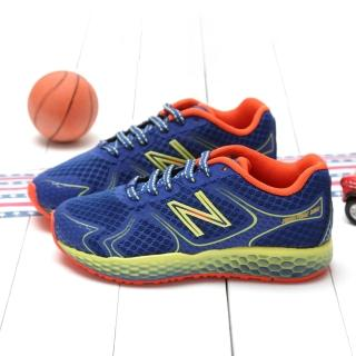 【NewBalance】中大童輕量化運動鞋(NBKJ980BYY)