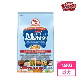 【莫比Mobby】中大型成犬專用配方 羊肉+米(7.5公斤)