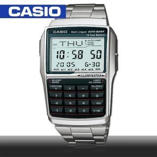 【CASIO 卡西歐】日系-旅行者最愛-電話記憶 備忘錄(DBC-32D)