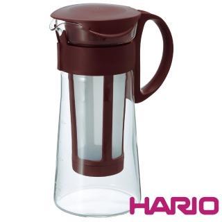 【HARIO】迷你咖啡色冷泡咖啡600ml(MCPN-7CBR)