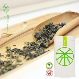 【舞間茶心】有機綠茶(50g)