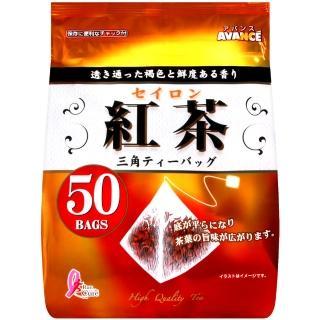 【國太樓】立體三角包錫蘭紅茶(50包入)
