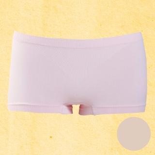 【華歌爾】生物能健康系列M-LL中低腰無縫褲(太妃奶油)