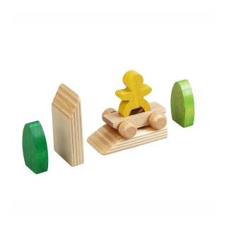 【PlayMe】親子樂園-滑板車(親子樂園配件包)
