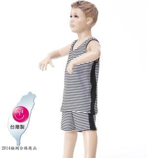 【Bich Loan】兒童泳裝附泳帽(加贈刷樂杯1302001)