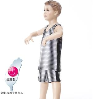 【Bich Loan】兒童泳裝附泳帽(1302001)