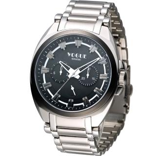 【VOGUE】韓式極簡休閒時尚腕錶(9V0434SD)