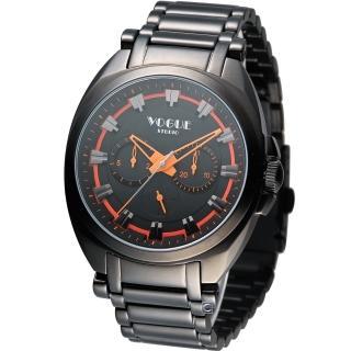 【VOGUE】韓式極簡休閒時尚腕錶(9V0434DO)