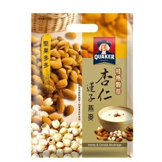 【桂格】杏仁蓮子堅果榖珍燕麥29g*12入