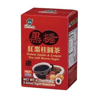 【薌園】黑糖紅棗桂圓茶(12公克 x 10入)