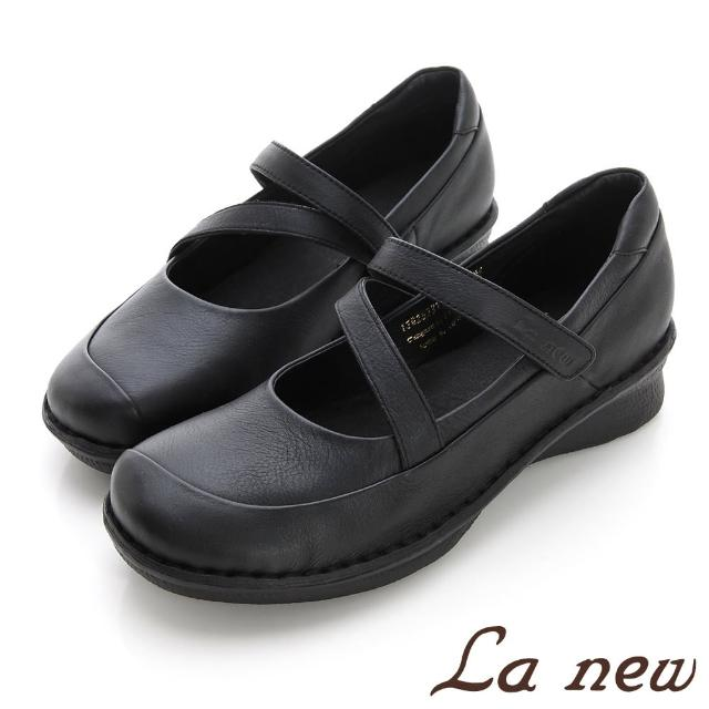 【La new】雙密度PU氣墊鞋(女213025331)