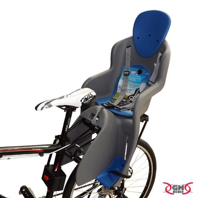 【GH BIKE】自行車後置型快拆兒童安全座椅