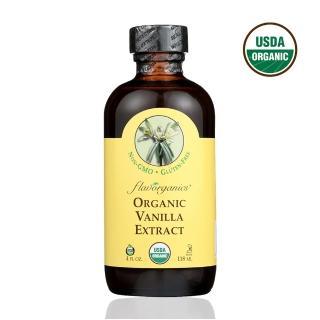 【Flavor Organic】美國進口 有機香草精華(118ml)