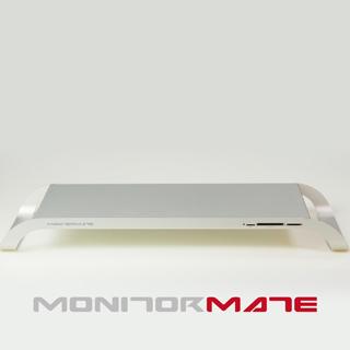【MONITORMATE】ProStation 3.0 多功能擴充平台(北歐銀)