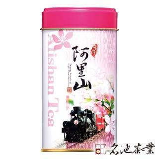 【名池茶業】春漾粉紅-阿里山清香型(150gx4)
