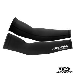 【AROPEC】機能型壓力長袖套(黑)