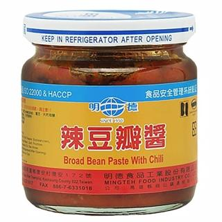 【明德】辣豆瓣醬(165g)