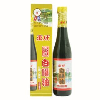 【東成】壺底白曝油(430ML)