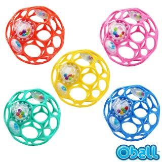 【Kids II】OBALL魔力洞動球(4吋沙沙洞動球)